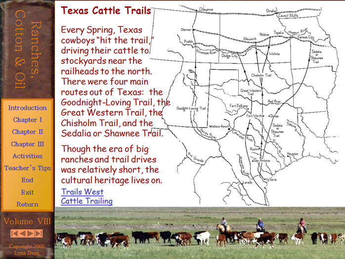 Historic Cattle Trails & Cowboy Culture | Pecos Trail Region