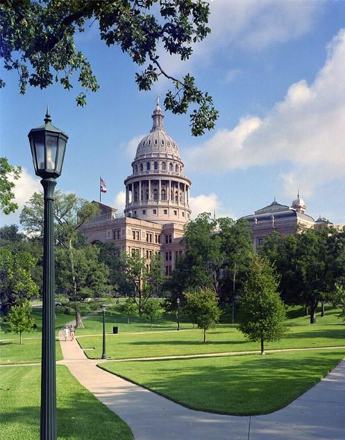 The Capitol Building Austin, Texas