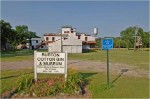 Burton Cotton Gin