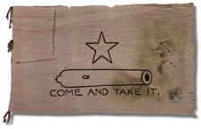 Come and Take It_original flag