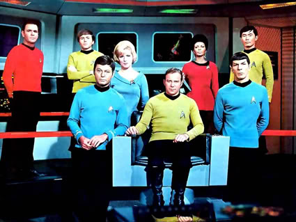 Gene Roddenberry's Star Trek