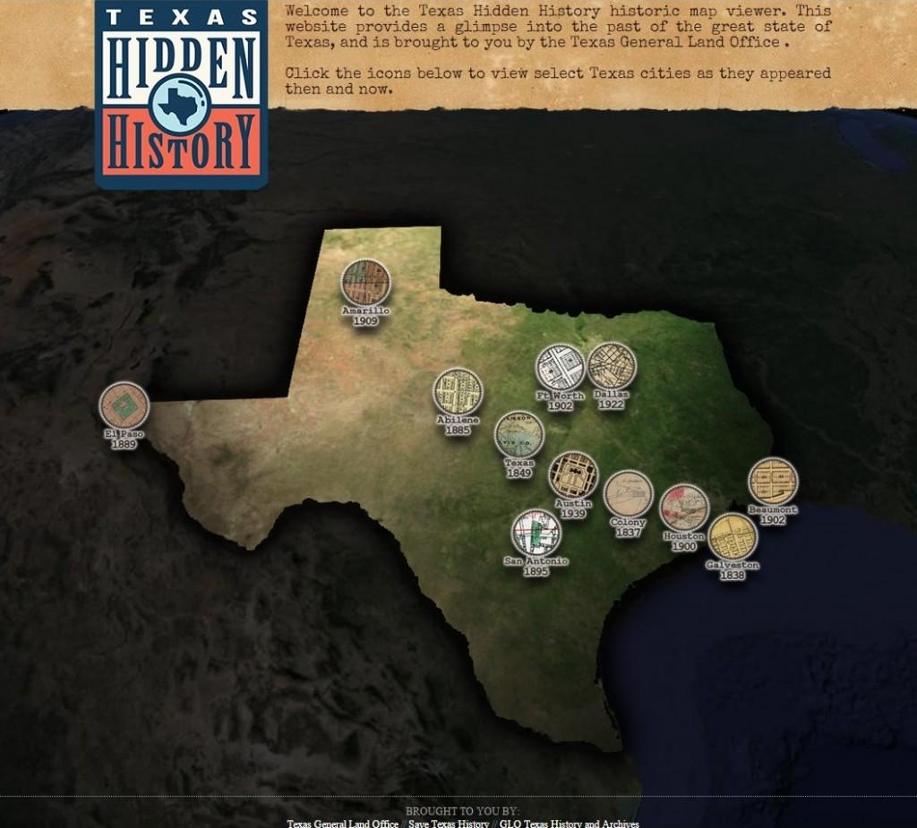 Texas Hidden History