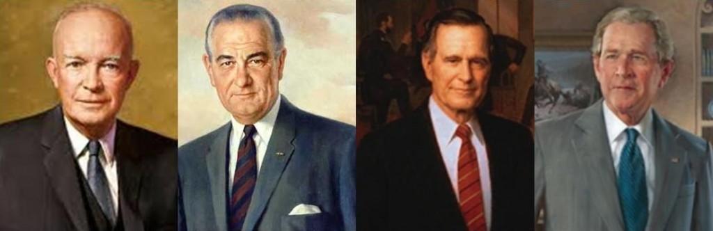 Texas Presidents