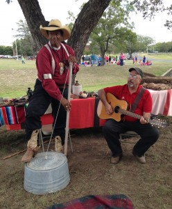 Washtub band
