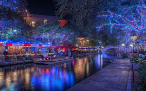 Christmas on the River Walk