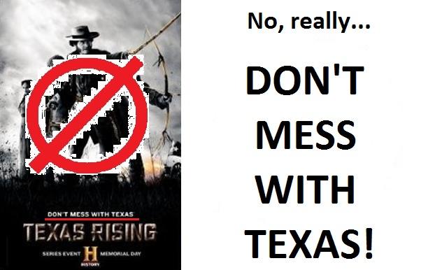 TexasRisingHistoricLivesMatter