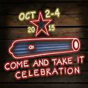 Come and Take It Celebration