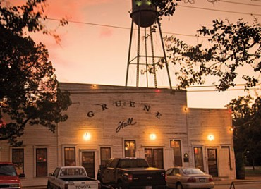 Gruene, TX — The Little Town that Was, Wasn't, and Was Again