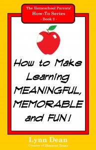 2_How to Make Learning Meaningful, Memorable and Fun_Inner Cover