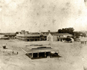 Alamo Plaza 1885
