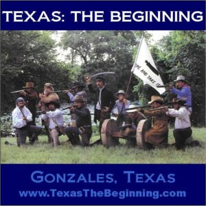 TexasTheBeginning1_Battle of Gonzales