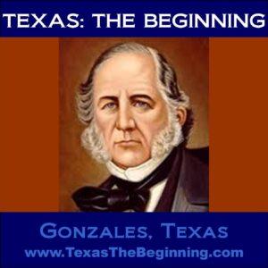 TexasTheBeginning_Houston Gathers His Army