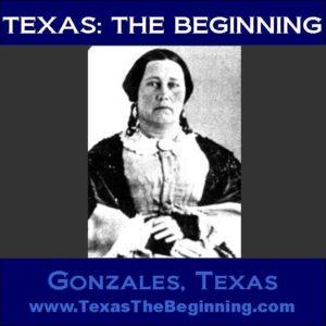 TexasTheBeginning_Susannah Dickinson and the Runaway Scrape