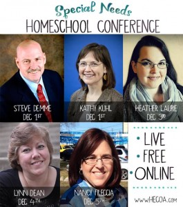 HECOA Special Needs Homeschool Conference_2015