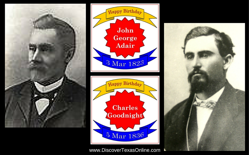 BdayBlog_JohnAdair and CharlesGoodnight