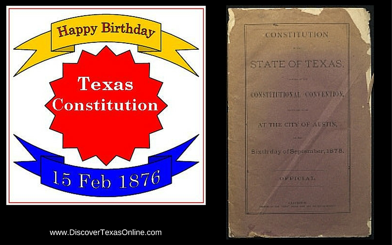 BdayBlog_Texas Constitution