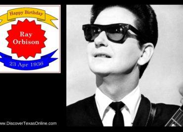 Happy Birthday, Ray Orbison!