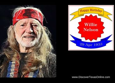 Happy Birthday, Willie Nelson!