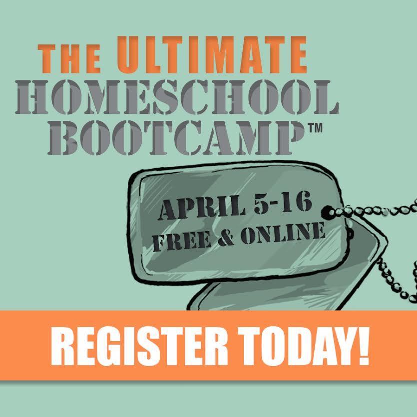 HECOA Ultimate Homeschool Bootcamp 2016