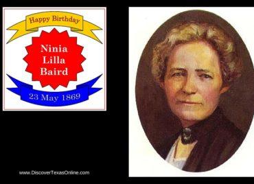 Happy Birthday, Ninia Lilla Baird!