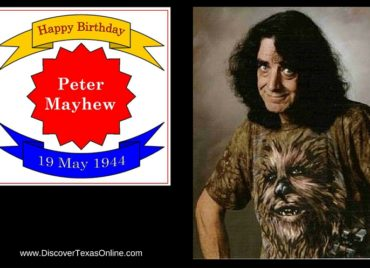 Happy Birthday, Peter Mayhew!
