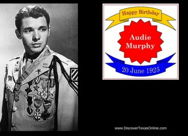 Happy Birthday, Audie Murphy!