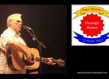 Happy Birthday, George Jones!