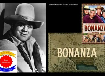 Happy Birthday, Dan Blocker!