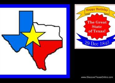 Happy Birthday, Texas!