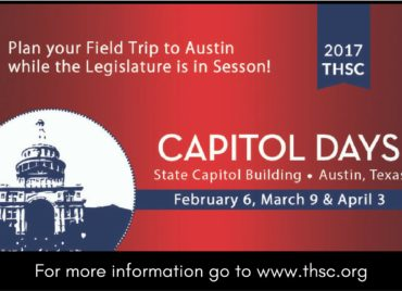 2017 THSC Capitol Days in Austin