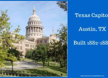 Texas Capitol Groundbreaking