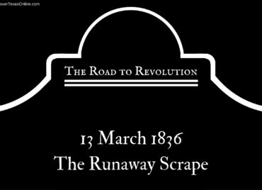 Road to Revolution: The Runaway Scrape