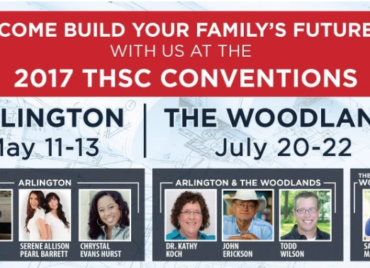 A Really Great Reason to Attend a THSC Conference!