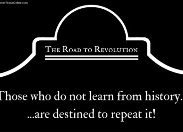 Road to Revolution: Those Who Do Not Learn From History…