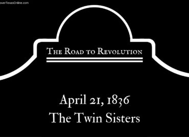 Road to Revolution: The Twin Sisters