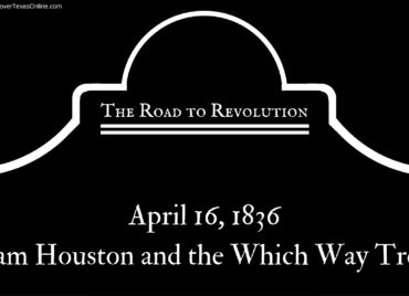 Road to Revolution: The Which Way Tree