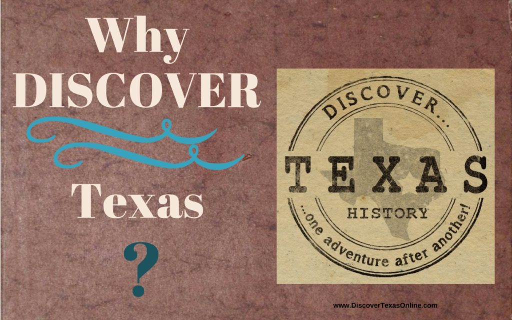 Why Discover Texas