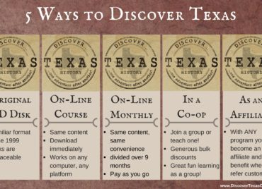 5 Ways to Discover Texas!