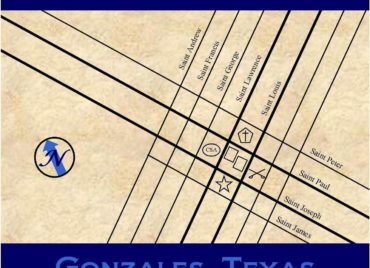 Texas: The Beginning / A City Plan in Colonial Texas