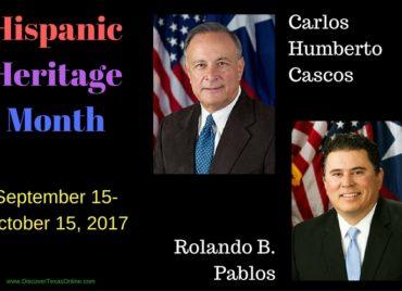 Carlos Humberto Cascos and Rolando Pablos