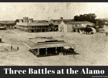 Three Battles at the Alamo