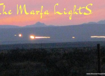 The Marfa Lights