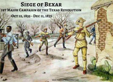 The Siege of Béxar