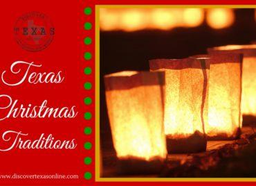 Texas Christmas Traditions – Luminarias