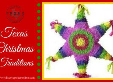 Texas Christmas Traditions – Piñatas