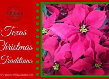 Texas Christmas Traditions – Poinsettias