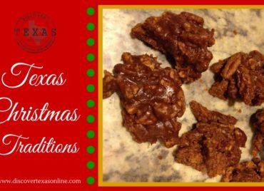Texas Christmas Traditions – Pralines