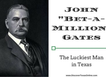 The Luckiest Man in Texas