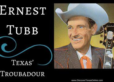 Ernest Tubb, Texas' Troubadour